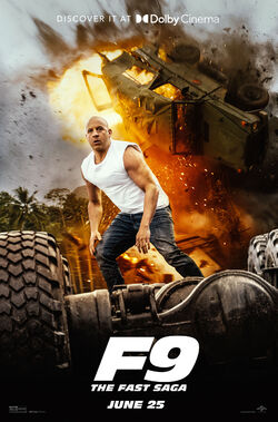 F9 – Official Trailer